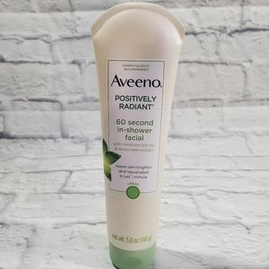 Aveeno In Shower Facial Cleanser